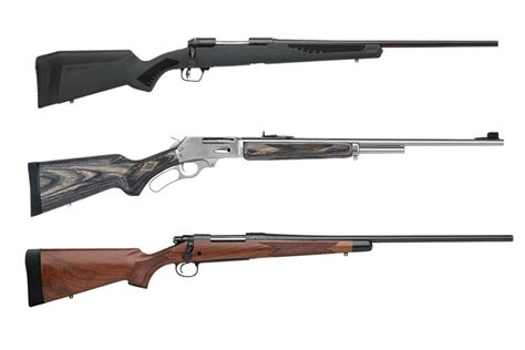 Best Hunting Rifles For Deer On The Market