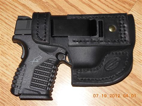 Best Iwb Holster For Springfield Xd 45 Compact