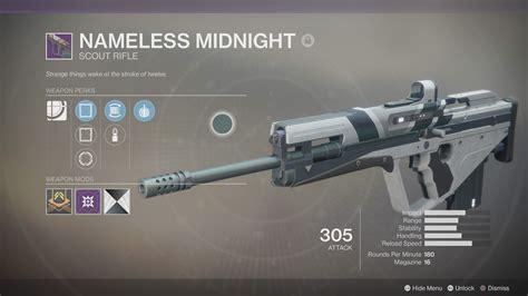 Best Kinetic Handgun Destiny 2