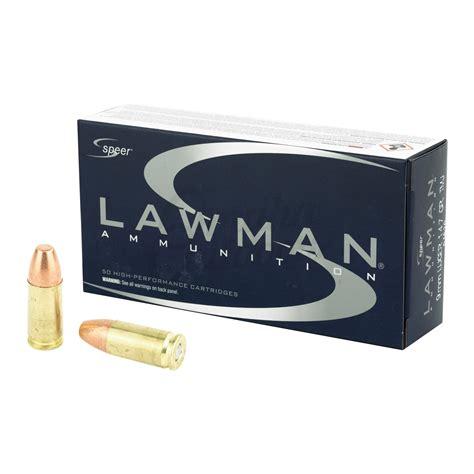 Best Lawman 9mm Ammo