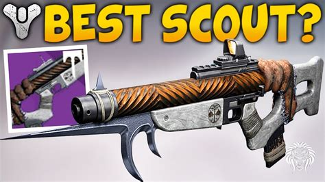 Best Legendary Scout Rifles In The Rise Of Iron