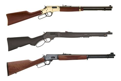 Best Lever Action Rifle 2014