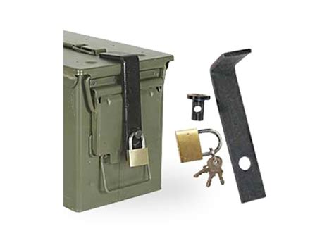 Best Locks For Ammo Cans