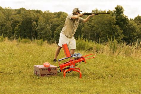 Best Long Distance Clay Pigeon Automatic Shotgun