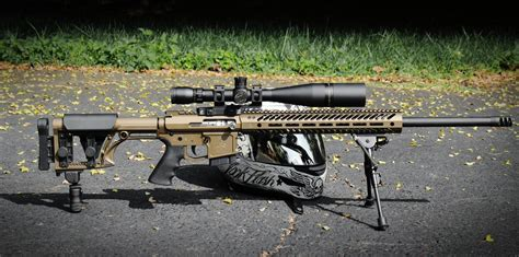 Best Long Range Competition Rifle