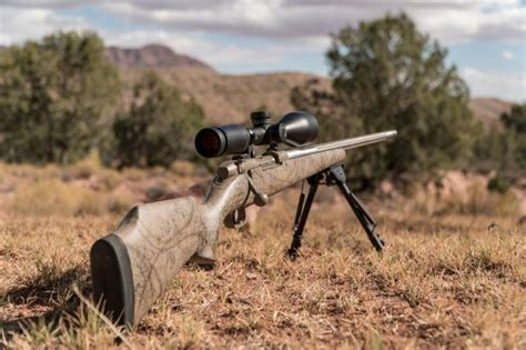Best Long Range Hunting Rifle On A Budget