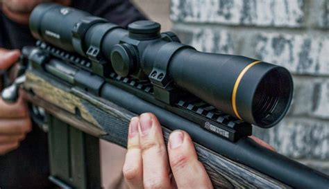 Best Low Light Rifle Scope For The Money