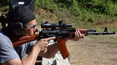 Best Magnified Scope For Ak 47