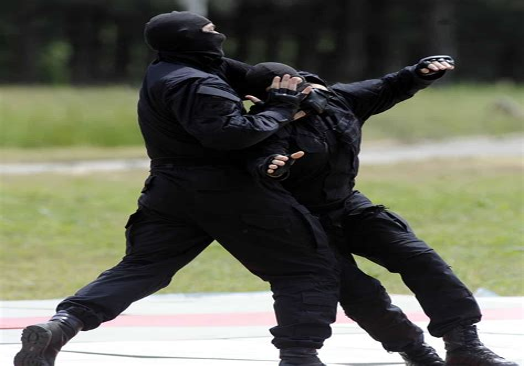 Best Martial Arts For Self Defense 2013