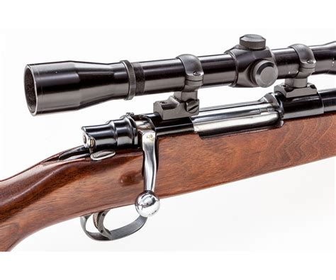 Best Mauser Action Hunting Rifle