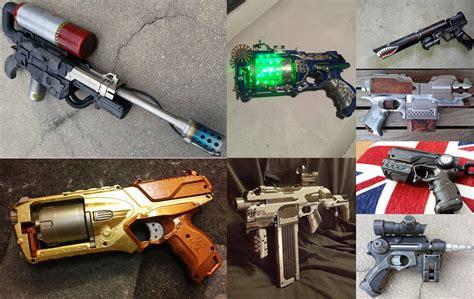 Best Nerf Handgun To Mod