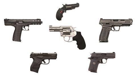 Best New Handguns From Shot Show 2019