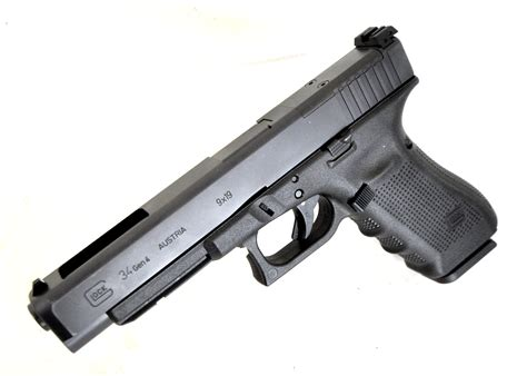 Best Optic For Glock 34 Mos