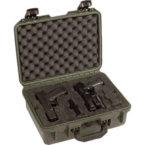 Best Pelican Case For 2 Handguns