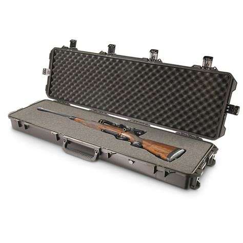 Best Pelican Case For Rifle