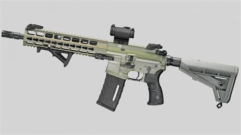Best Personal Assault Rifle Price