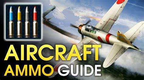 Best Plane Ammo War Thunder