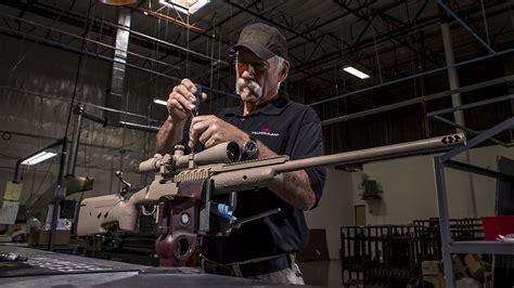 Best Precision Rifle Gunsmiths