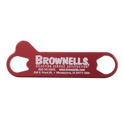 Best Price 1911 Anodized Bushing Wrench Brownells