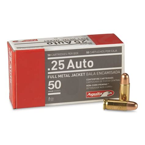Best Price 25acp Ammo