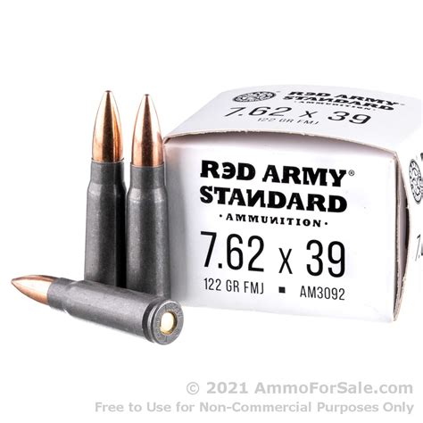 Best Price For 7 62 X39 Ammo