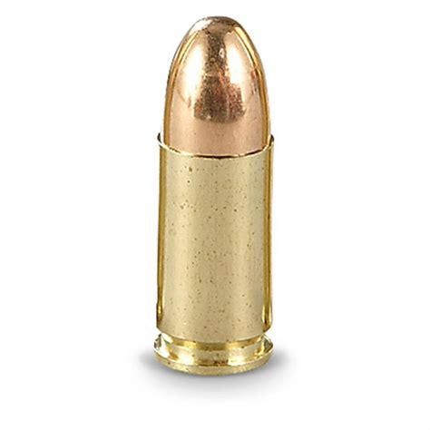 Best Price For 9mm Full Metal Jacket Ammo