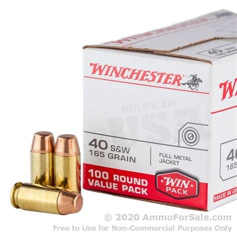 Best Price On Bulk 40 S W Ammo