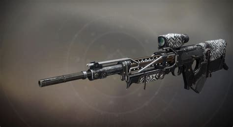 Best Primary Scout Rifle Destiny 2