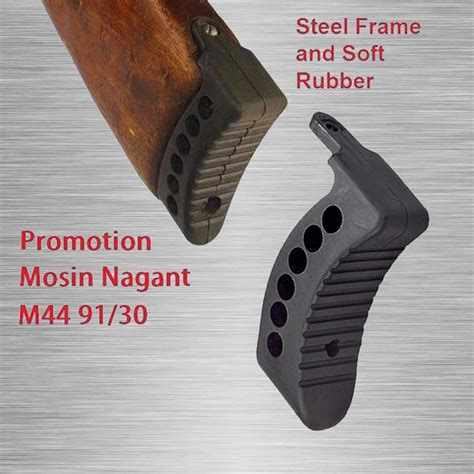 Best Recoil Pad For Mosin Nagant 91 30