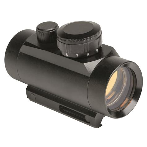 Rifle-Scopes Best Red Dot Scope For Air Rifle.