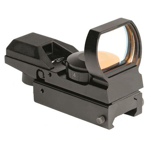 Best Reflex Sight For Air Rifle