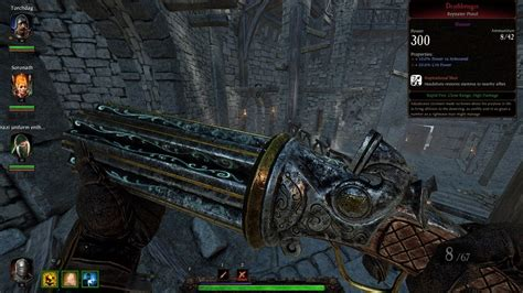 Best Repeater Handgun Traits Vermintide