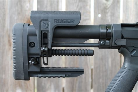 Best Replacement Stock For Ruger Precision Rifle