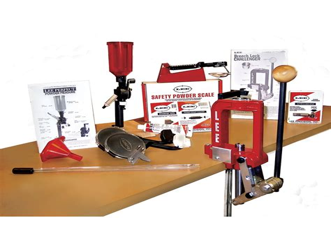 Best Rifle Ammo Reloading Kit For The Money