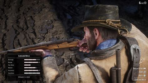 Best Rifle For Deer In Red Dead 2