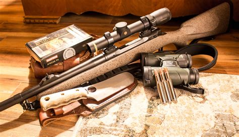 Best Rifle For Hunting In Alaska
