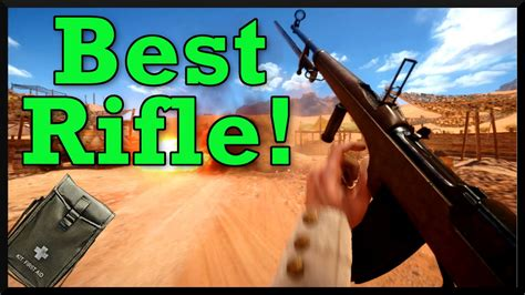 Best Rifle For Medic Bf1
