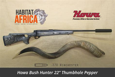 Best Rifle In The Bush 308 Or 270