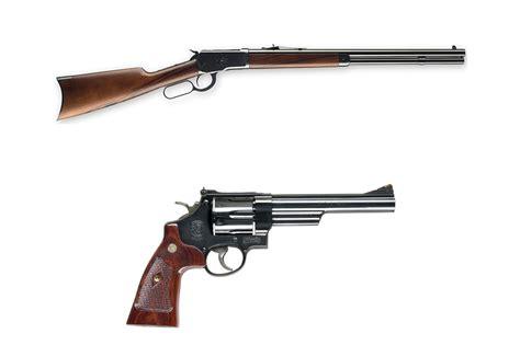 Best Rifle Pistol Combo Of The Same Caliber
