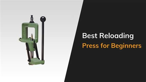 Best Rifle Reloading Book For Beginners