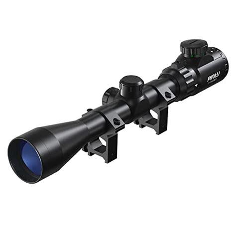 Best Rifle Scope For Bad Eyesight