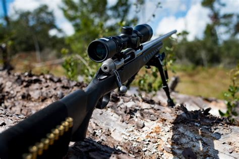 Best Rifle Scope For Police 308