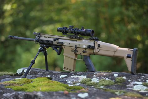 Best Rifle Scope For Scar 17s