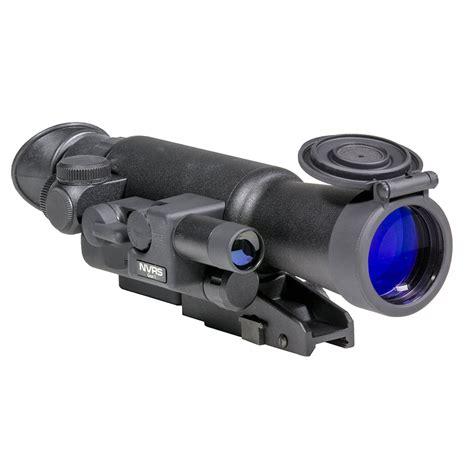 Best Rifle Scope Light Transmission