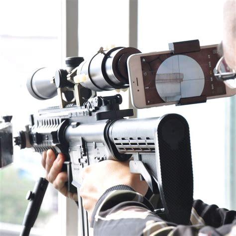 Best Rifle Scope Phone Mount