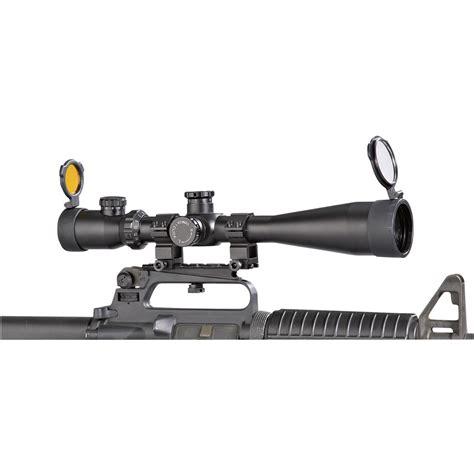 Best Rifle Scope Rangefinder Reticle