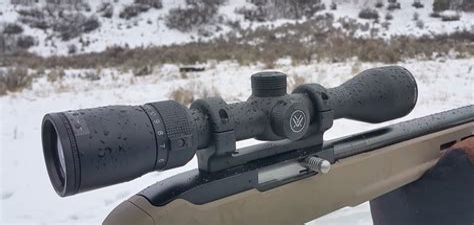 Rifle-Scopes Best Rifle Scope Under 200 Yards.