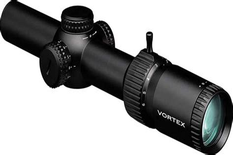 Best Rifle Scope Under 600 Dollars