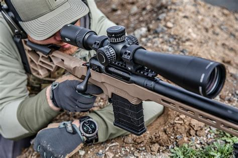 Best Rifle To Learn Long Range Shooting