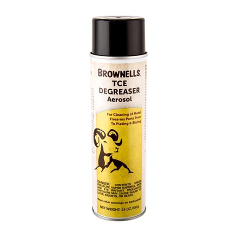 Best Reviews Tce Degreaser Aerosol Brownells